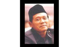 breaking mantan menteri penerangan harmoko meninggal dunia kll