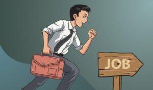 ilustrasi lowongan pekerjaan loker lowongan pekerjaan kerja