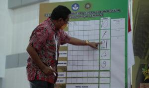 pemilihan rektor undana