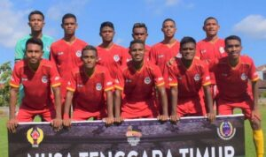 Absen 30 Tahun Ini Daftar Lengkap 26 Pemain NTT di PON Papua 2021