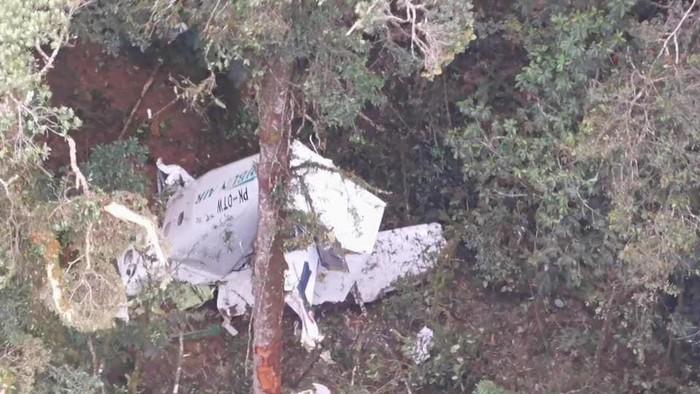 pesawat rimbun air yang sempat dilaporkan hilang ditemukan jatuh di sugapa papua 1 169