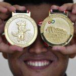 daftar perolehan medali pon xx papua 2021 sabtu 9102021 hingga pukul 0600 wib jauhi dki jakarta jabar kokoh di puncak aza